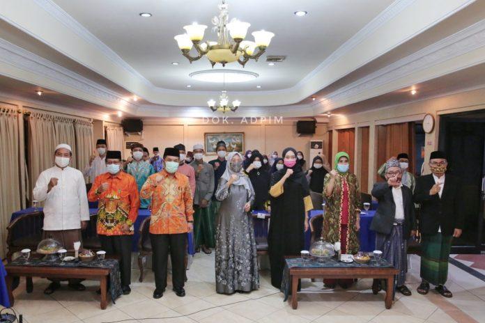 Pemprov Lampung Beri Pembekalan Kafilah MTQ Tingkat Nasional ke-28.