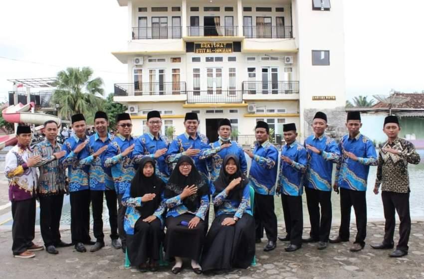 Sekolah Tinggi Ilmu Tarbiyah Al Hikmah Laksanakan Praktik Pengalaman Lapangan.