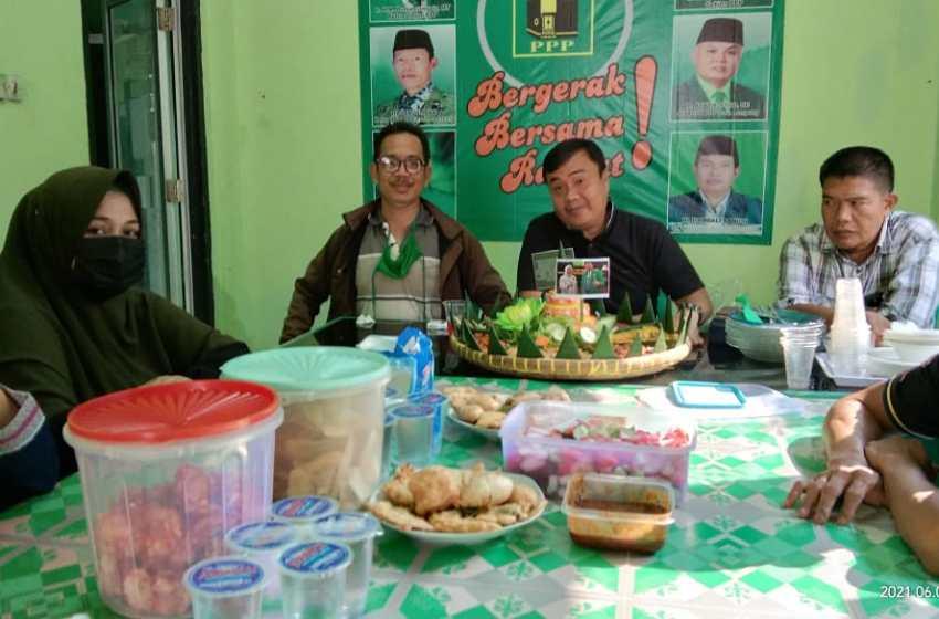Syukuran Kemenangan Arimbi-Supriyanto DPC PPP Kota Bandarlampung