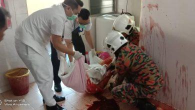Photo of Bomba selamatkan wanita OKU cedera terperangkap dalam rumah