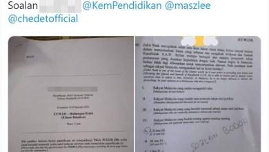 Photo of Netizen bengang, soalan peperiksaan akhir semester IPTA fasal Dr. Zakir Naik