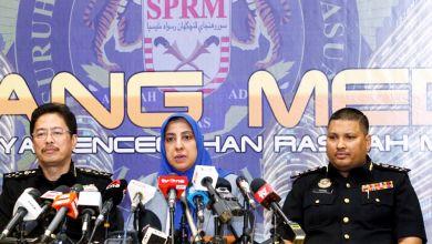 Photo of Teks penuh perbualan Najib dan Rosmah