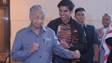 Photo of Dr. Mahathir tidak pernah ingkar janji – Syed Saddiq
