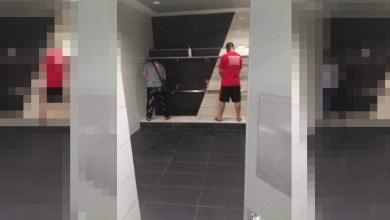 Photo of Dua dipercayai bangsa Cina kencing di tempat wuduk surau stesen MRT