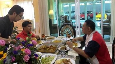 Photo of Makan kari kepala ikan pun nak kongsi di FB, kata Netizen