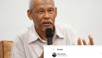 Photo of Boleh menggalakkan kegiatan penyeludupan manusia – Musa Hasan