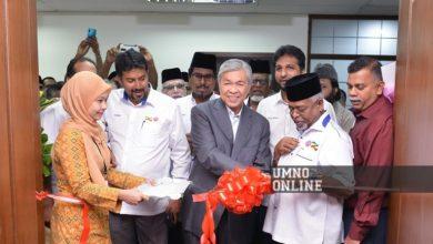 Photo of Zahid harap KIMMA terus bersama Muafakat Nasional