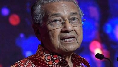 Photo of Dr Mahathir ajak rakyat bersama-sama kerajaan majukan negara