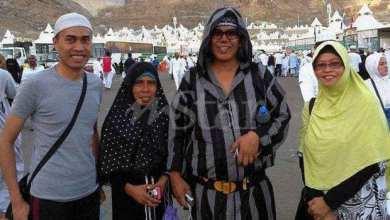 Photo of Kes Sajat mengingatkan bagaimana adab Mama Juwie ketika di tanah suci