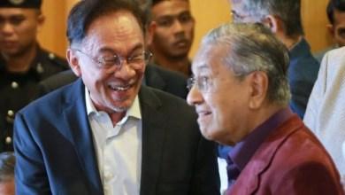 Photo of PKR, DAP, Amanah pilih Mahathir atau Anwar jadi PM?