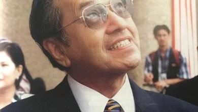 Photo of Hanya satu perempat Dr. Mahathir `beritahu dunia'
