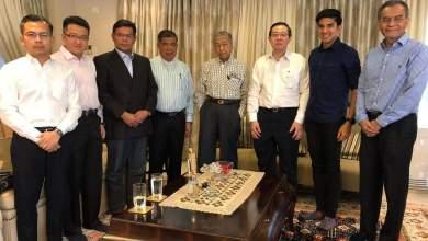 Photo of PH calonkan semula Dr. Mahathir sebagai PM