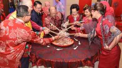 Photo of Raja Perlis berangkat sambutan tahun baharu Cina
