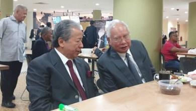 Photo of Raja Abdullah tawarkan derma kerana kagum dengan cara Najib