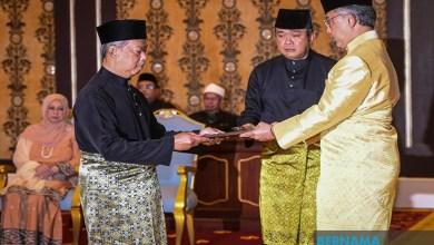 Photo of Muhyiddin angkat sumpah Perdana Menteri kelapan