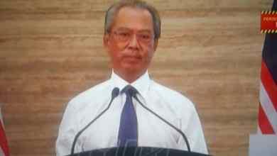 Photo of Perdana Menteri tahan sebak doakan rakyat Malaysia