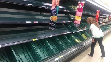 Photo of Covid-19: Jangan panik rakyat, bekalan makanan mencukupi untuk semua