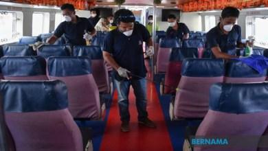 Photo of Tiada yang terkandas di Redang, 13 pelancong terakhir dibawa keluar