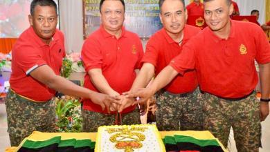 Photo of Hari tentera Darat ke-87 disambut meriah