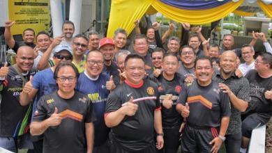 Photo of Raja Muda Perlis sertai program kayuhan basikal di Cyberjaya