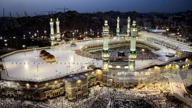 Photo of Arab Saudi tangguh solat Jumaat, larang solat berjemaah