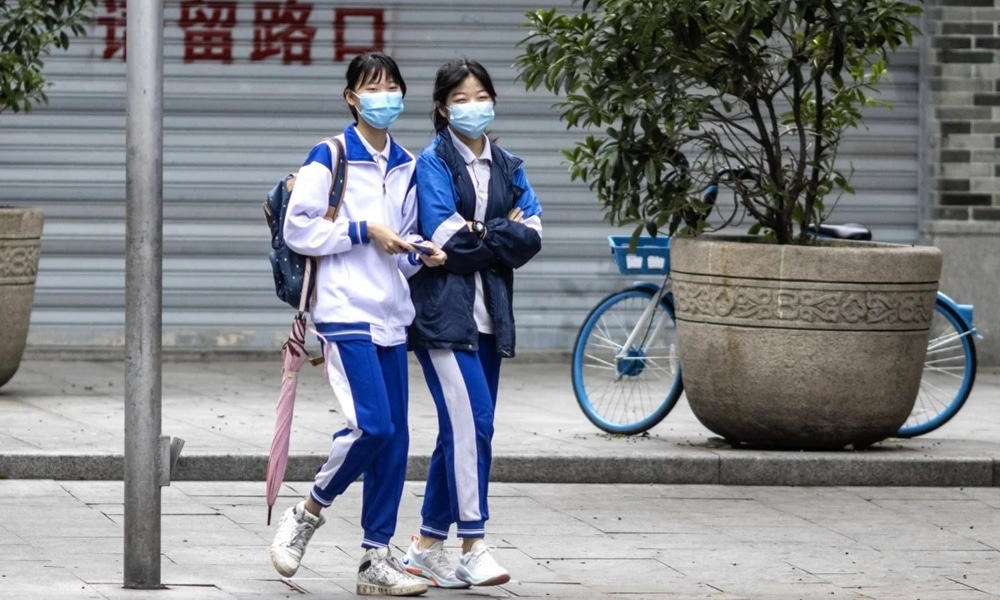 COVID-19 CHINA