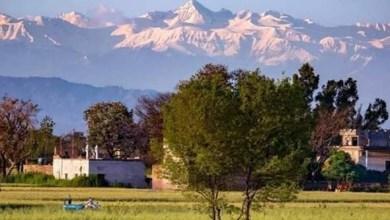 Photo of Selepas 30 tahun pergunungan Himalaya dapat dilihat dalam jarak 200KM