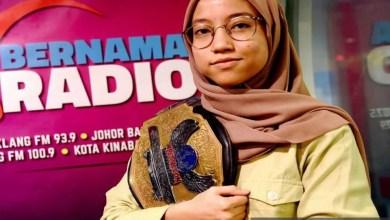 "Photo of Petinju Malaysia Nor ""Phoenix"" Diana tersenarai dalam Forbes"