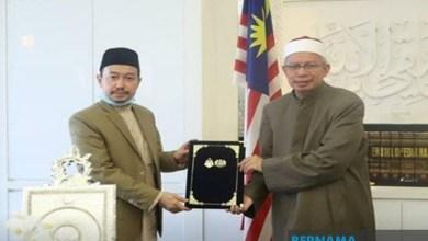 Photo of Dr. Luqman Mufti baharu Wilayah Persekutuan