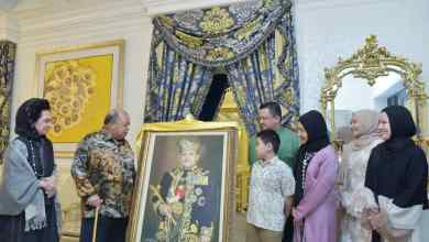 Photo of Raja Perlis Sambut Ulang Tahun Keputeraan ke-77