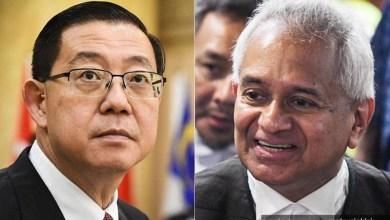 Photo of Dua kesilapan besar Mahathir lantik Guan Eng, Tommy Thomas – Najib