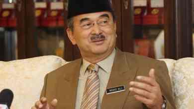 Photo of Ali Rustam TYT Melaka baharu