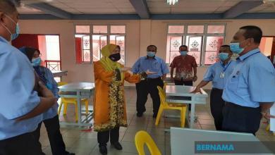 Photo of 8,105 pelajar Tingkatan Lima MRSM mula sesi persekolahan