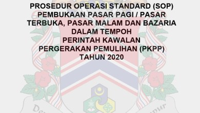 Photo of PKPP: Ini garis panduan buat peniaga, pengunjung pasar terbuka DBKL