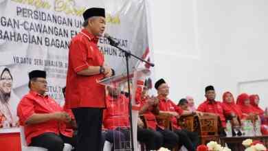 Photo of Zahid penyelamat UMNO