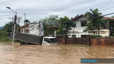 Photo of Mangsa banjir di Sabah meningkat kepada 785 orang