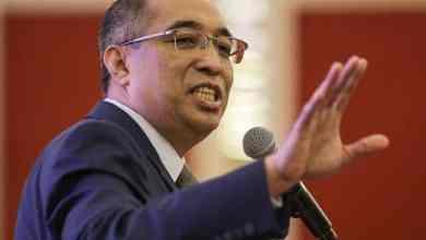 Photo of Salleh Said Keruak tak jadi masuk PKR