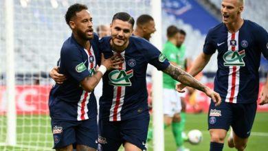 Photo of PSG menang Piala Perancis dalam emosi kerisauan