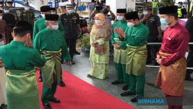 Photo of Agong, Permaisuri berangkat ke Majlis Kesyukuran Ulang Tahun Keputeraan Seri Paduka