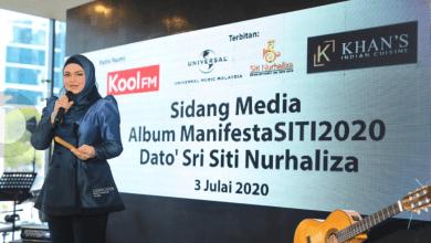 Photo of Album ke 18 Siti Nurhaliza khusus buat anaknya