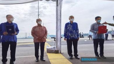 Photo of Malaysia – Singapura sepakat teruskan projek RTS
