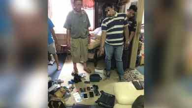 Photo of Ragut: Dua lelaki dan seorang wanita ditahan