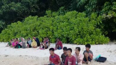 Photo of 27 Rohingya dikhuatiri lemas rupanya sudah masuk Malaysia
