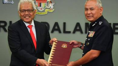 Photo of Acryl Sani dilantik jadi Timbalan Ketua Polis Negara