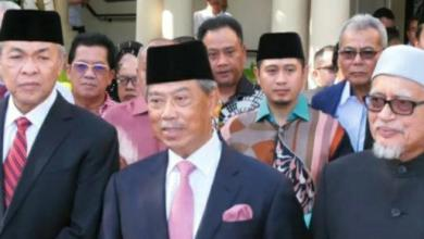 Photo of Muafakat Nasional: Bersatu jangan tak terdakap tangan…