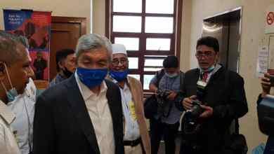 Photo of Saksi pendakwa sakit, kes Ahmad Zahid ditangguhkan