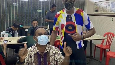 Photo of Khairy berbasikal ke PRK DUN Slim