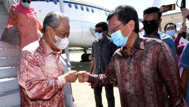 Photo of Muhyiddin sedih Mohd Shafie tidak bersama dalam memimpin kerajaan