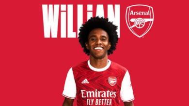 Photo of Willian sah sertai Arsenal secara percuma