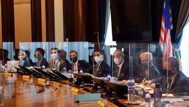 Photo of Bilik mesyuarat Kabinet macam dalam filem sains fiksyen